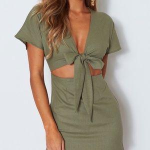 Jovie mini dress